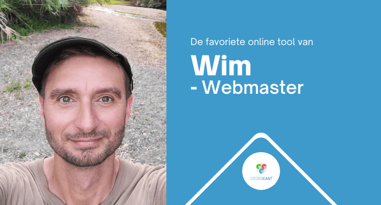 De favoriete tool van webmaster Wim